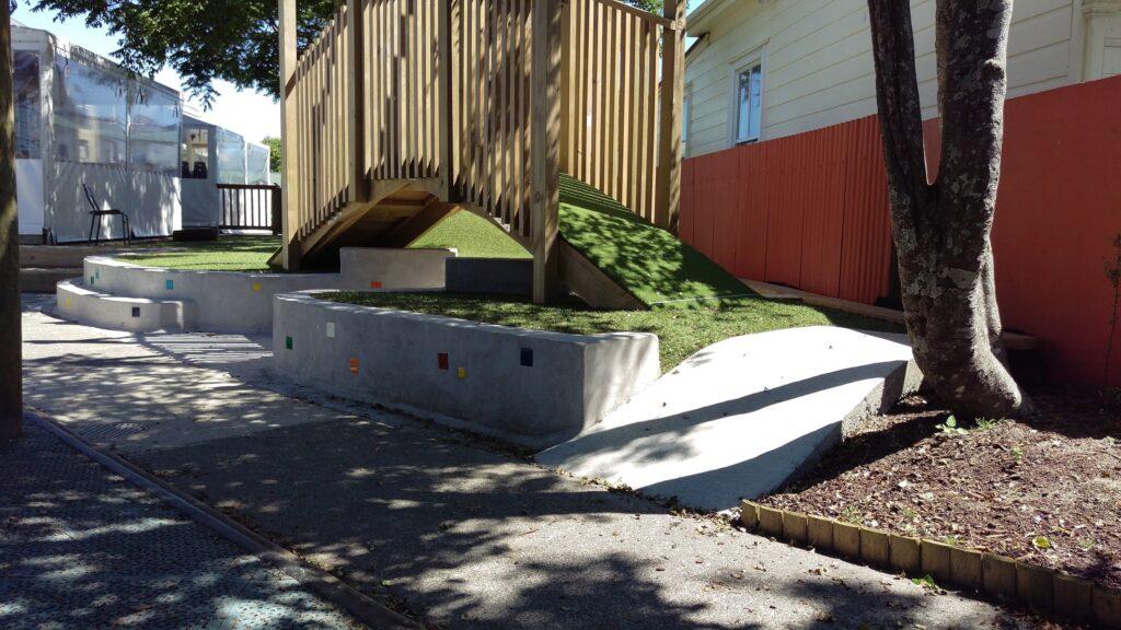 Kindergarden Renovation - Outdoor Spaces