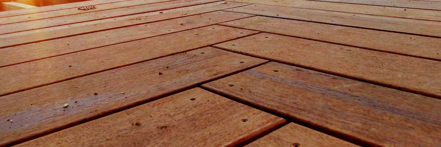 Decks & Outdoor Spaces - Colossal